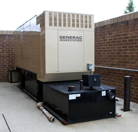 Electrical Facilities - Commercial Generator